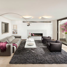 contemporary living room by Elad Gonen & Zeev Beech