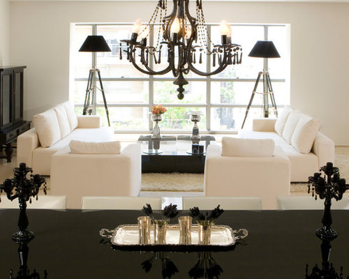 Black Couch Living Rooms Home Design Ideas Pictures Remodel And Decor