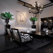 Living Room by Elad Gonen