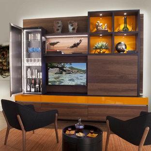 Living Room Entertainment Houzz