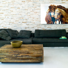Contemporary Living Room by Environment Furniture