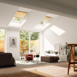 Living Room Extension with Blinds