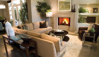 Living Room Fireplaces