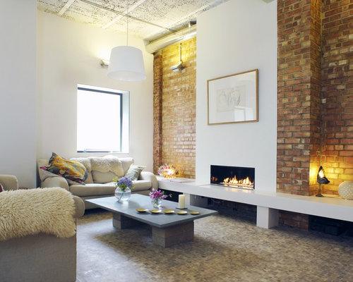 Chimney Breast Home Design Ideas Renovations Amp Photos