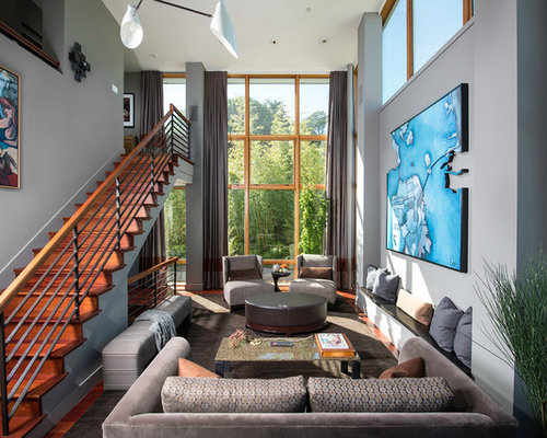 Floor to ceiling windows houzz - What are floor to ceiling windows called ...