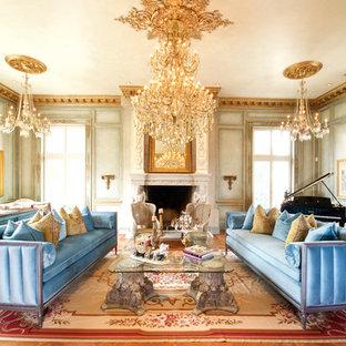 Living Room Furniture - Casual Elegance