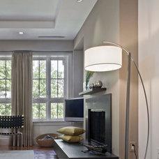 Contemporary Living Room by Giambastiani Design