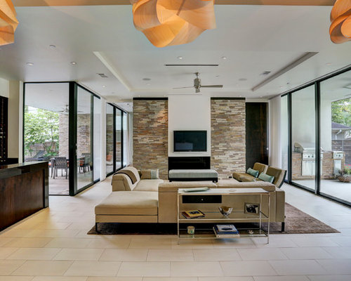Mid Century Modern Home Houston Interior Design