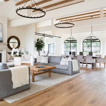 Living Room Hardwood Floors