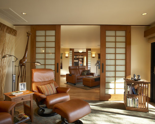 Best sliding doors design ideas remodel pictures houzz for Living room 4 doors