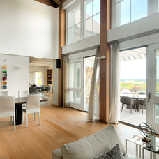 Contemporary Living Room by Hart Associates Architects, Inc.