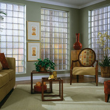Traditional Living Room by Hy-Lite, a U.S. Block Windows Company