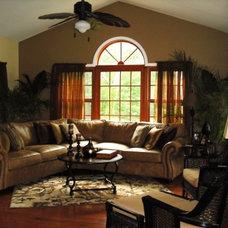 Mediterranean Living Room living room ideas