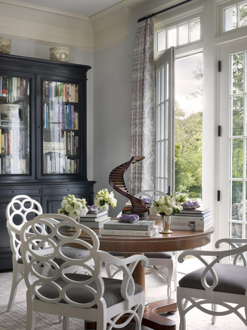 Painted China Cabinet Houzz