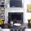 5 Ways to Decorate Around a Flat-Screen TV