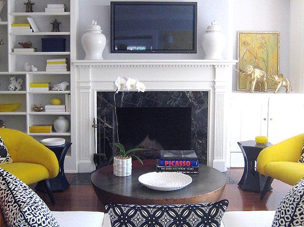5 Ways To Decorate Around A Flat Screen Tv