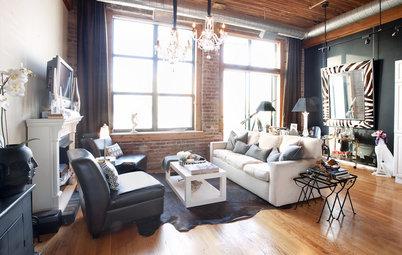Modern Loft Living in Chicago