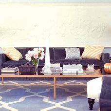 Contemporary Living Room living room