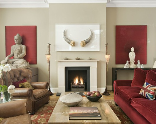 Burgundy Living Room Decor Living Room Design Inspirations