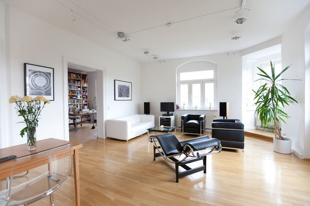 Modern Living Room living room interior