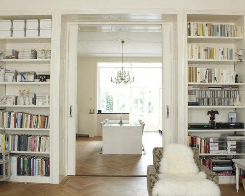 Dining room pocket door houzz for B q living room doors