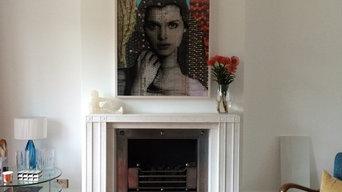 Living Room, Islington, Town House