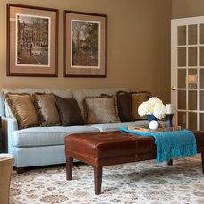 Living Room by Jace Interiors & CreateGirl Blog