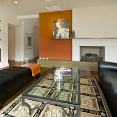 Contemporary Living Room by JCA ARCHITECTS
