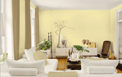 Yellow Best Ways To Use The Soft Color Of 2017