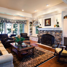 Living Room by Keim Lumber Company