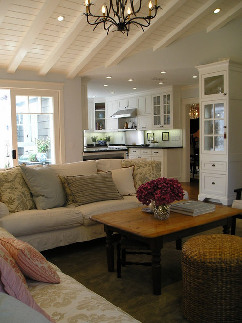 Open Beam Ceiling Home Design Ideas Pictures Remodel And