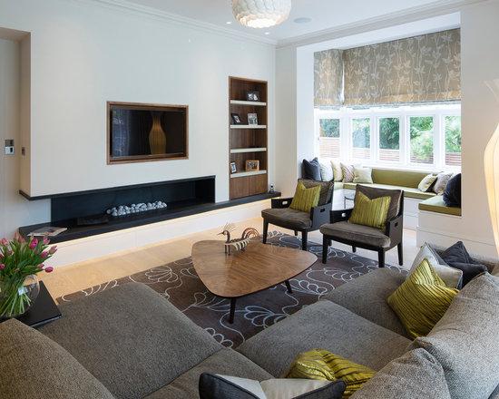 SaveEmail  Folio Design LondonModern Minimalist Living Room   Houzz. Minimalist Interior Design Living Room. Home Design Ideas