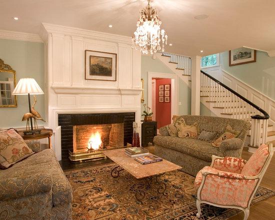 Traditional Fireplace Surround Houzz