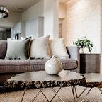 15 union square west living room contemporary living - The living room at the w union square ...