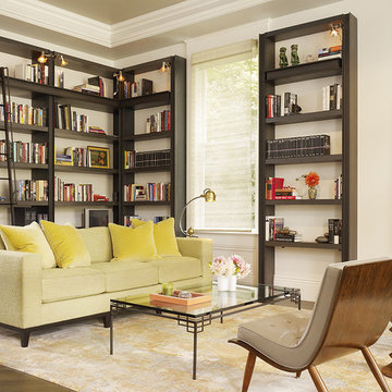 Living room / Library