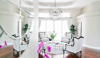 Formal Living Room Makeover