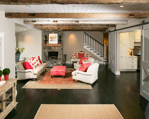 SaveEmail. McCoppin Studios. 3 Reviews. living room - Low Ceiling Beam Living Room Design Ideas, Remodels & Photos Houzz