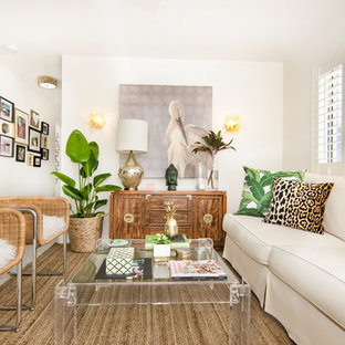 75 Beautiful Tropical Living Room Pictures Ideas January 2021 Houzz