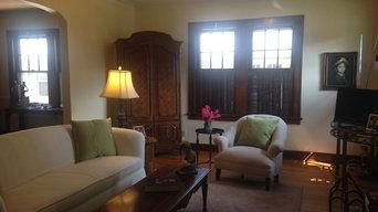 Living room - Meridian Kessler area