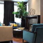 Villa Nirvana Contemporary Living Room Miami By