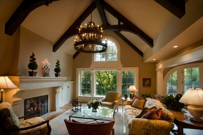 Living Room by Murphy & Co. Design