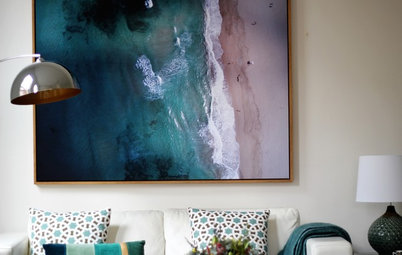 Room of the Week: A Tonal Melbourne Living Area