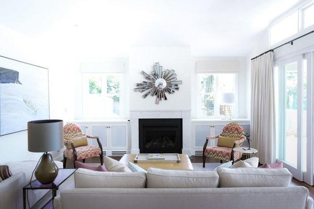 Modern Living Room by Kennard Gornall Designs