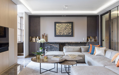 Houzz Tour: Understated Luxury in a London Flat