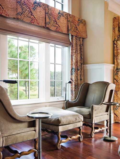 Loveseat Facing Two Chairs Houzz
