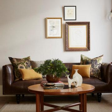 LIVING ROOM | Open Plan Living Kitchen & Dining