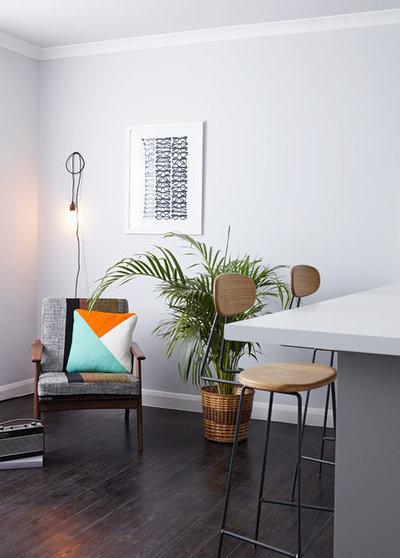 Contemporary Living Room by Katy SB Design