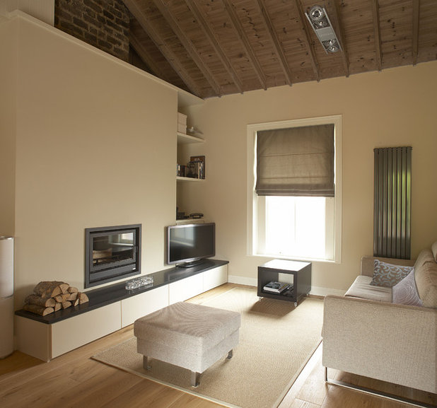 Moderne Dagligstue by Optimise Home