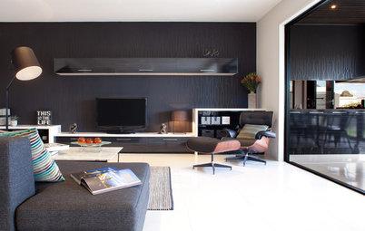 Interior Magic: 11 Ways to Take the Focus Off the TV