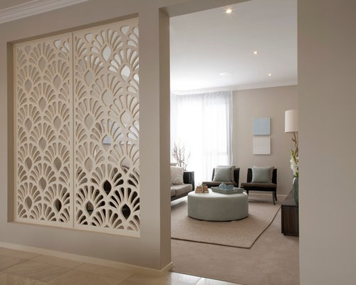 Partition Wall Home Design Ideas Pictures Remodel And Decor